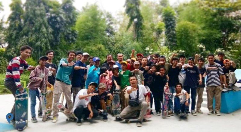 Komunitas Skaters Yang Eksis Hingga Ajang Internasional Bernama Komunitas Skateboard Bintaro